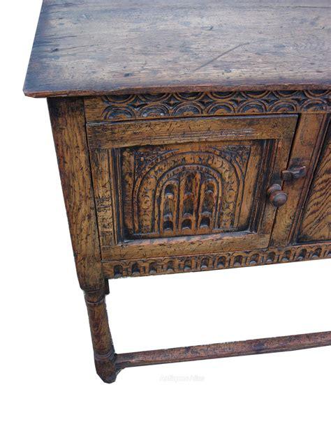 Rustic Oak Sideboard Sale antique rustic oak sideboard antiques atlas
