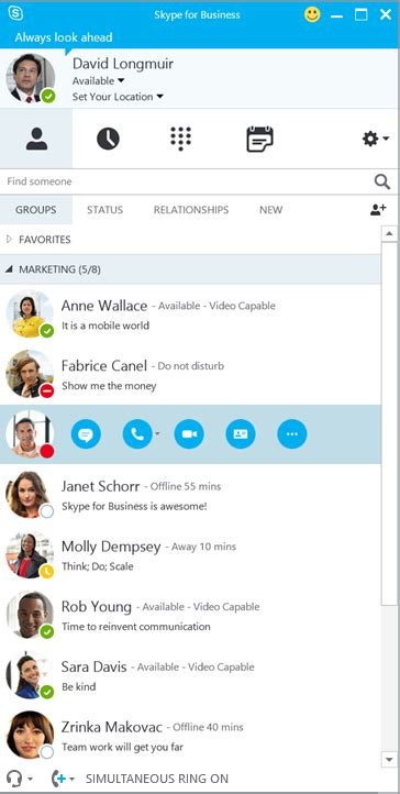 skype for business will offer phone numbers to office 365