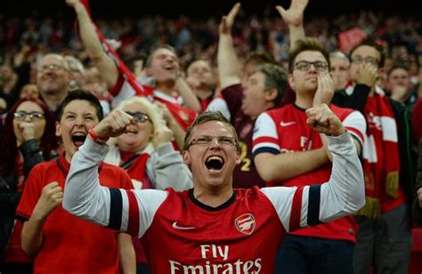 arsenal fans which premier league side has the most followers and