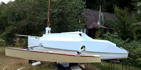 trimaran finn from finn dinghies to small trimarans small trimarans