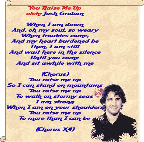 download mp3 you raise me up chord lagu you raise me up notehub unduh lagu mp3 di