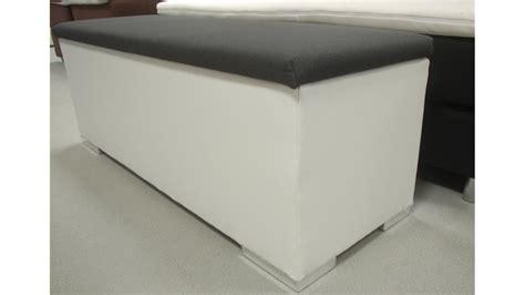 schlafzimmer truhe sitzbank truhe chest schlafzimmer in wei 223 und anthrazit