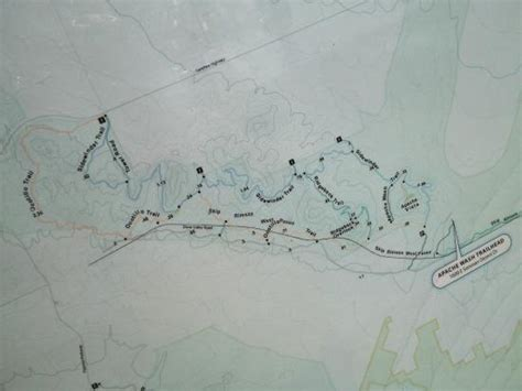 apache trail map trail map picture of apache wash trailhead