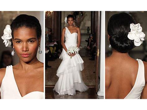 diy hairstyles for one shoulder dresses white one shoulder 2011 carolina herrera wedding dress and