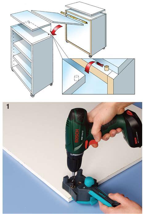 costruire scrivania fai da te scrivania modulare fai da te bricoportale fai da te e