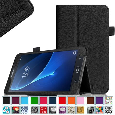 leather case cover samsung galaxy tab     tablet