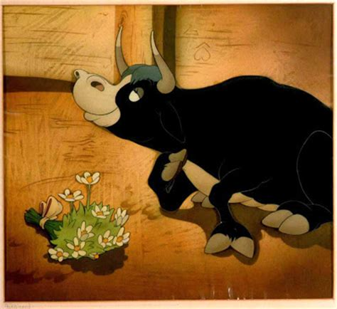 Cowan Collection Animation And Comic Art Quot Ferdinand The Ferdinand The Bull