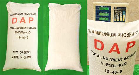 Pupuk Mkp 28 diammonium phosphate dap agriculture fertilizer 18 46 0