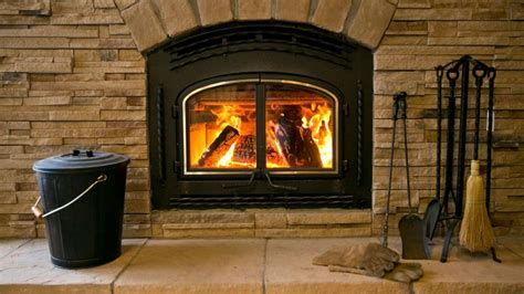 Gas Logs Wood Burning Fireplace by How To Convert A Gas Fireplace To Wood Burning Angie S List