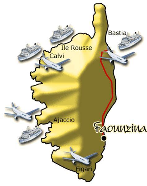 Que visiter en Corse L'île de beauté