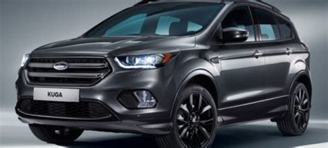 new ford model ford kuga 2017 price release date interior review