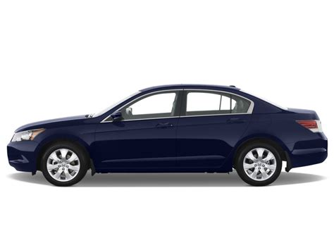 Four Door Sedan by 2008 Honda Accord Sedan 4 Door I4 Auto Ex L Side Exterior View