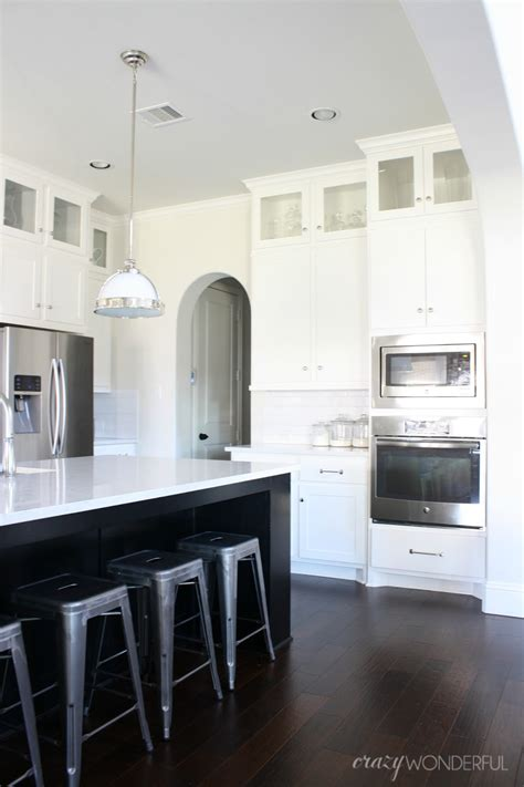 how to install upper kitchen cabinets our kitchen installing glass uppers crazy wonderful