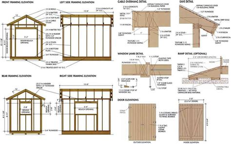 shed layout plans shed plans 12 000 shed plans and designs for easy