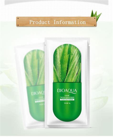 Bioaqua Mask bioaqua jelly whitening moisturising masks 10 pcs set 11street malaysia masques