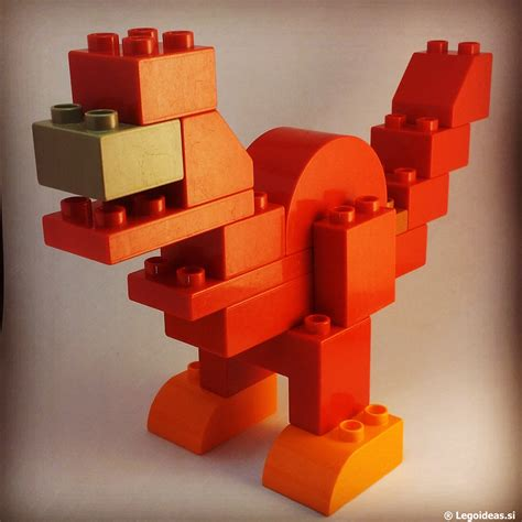 Lego Duplo Dinosaur Lego duplo tyrannosaurus rex   duplo