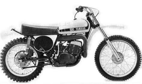 Yamaha Sc500 1974