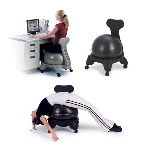 Exercise For Desk Chair by Fitness Balance Chair