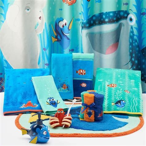 finding nemo bathroom collection huge sale on tons of disney collections at kohl s