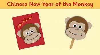new year monkey card template make your own new year cards greeting card exles and