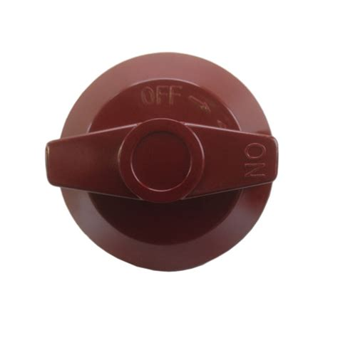 Wolf Range Knobs by Knob D For Wolf Range Cooking Equipment Maroon