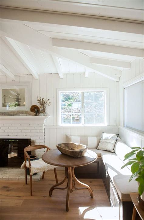 Apartment Therapy Painting Brick We D Like The Banquette Sfgirlbybay