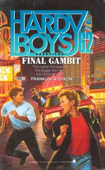 Hardy Boys The Borderline 62 gambit hardyboys co uk