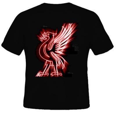 Kaos Liverpool Glow In The kaos lambang burung liverpool kaos premium