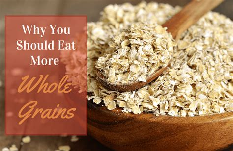 whole grains for whole grains are the whole package sparkpeople