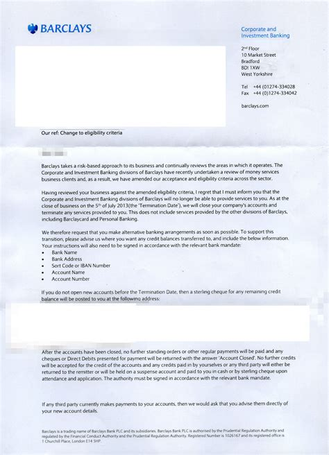closing account letter barclays the sandstorm that is blanketing the money services business
