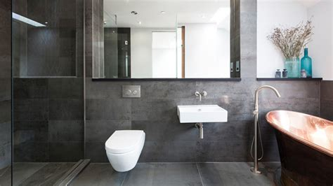 modern tiled bathrooms 20 gorgeous tiled modern bathrooms in condominiums home