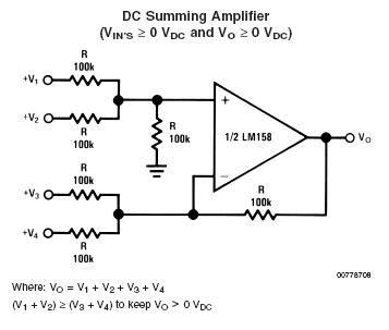 Lm 358 Lm358 Lm358n Lm 358n Laris sumator na wo lm358n elektroda pl
