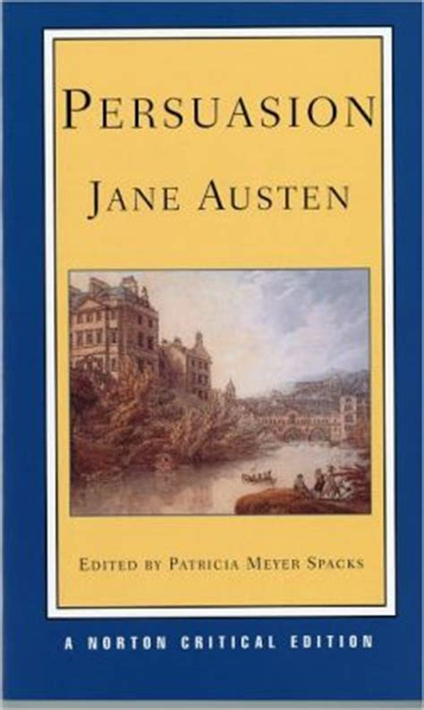 persuasion norton critical edition edition 1 by jane austen 9780393960181 paperback