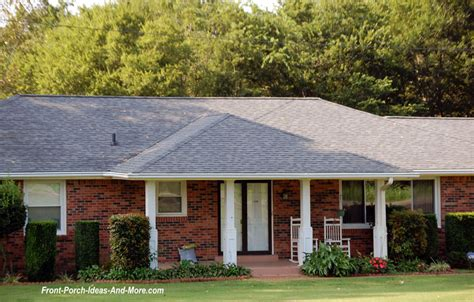 Hip Roof Porch Plans by Porch Roof Designs Front Porch Designs Flat Roof Porch
