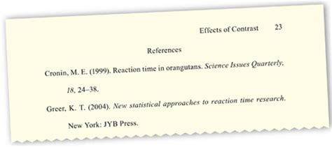 how to reference apa book with no author apa format reference page no author