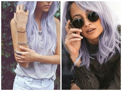 light purple hair color purple hair colors that actually look good hair world