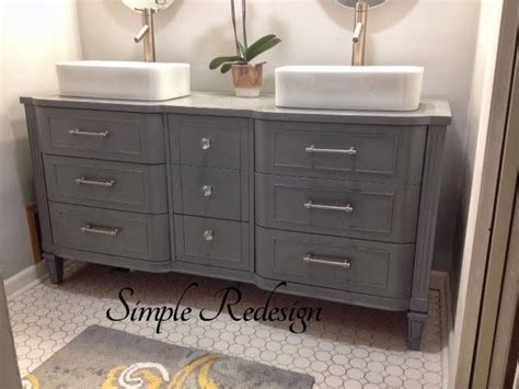 Dresser For Bathroom Vanity by 25 Best Ideas About Dresser Bathroom Vanities On
