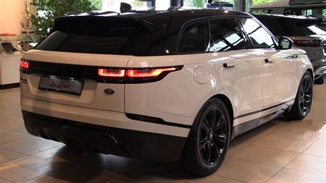 range rover velar inside inside the range rover velar 2018 in depth review