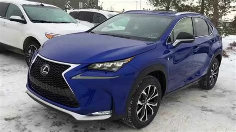 blue lexus 2015 ultrasonic blue 2015 lexus nx 200t awd f sport series