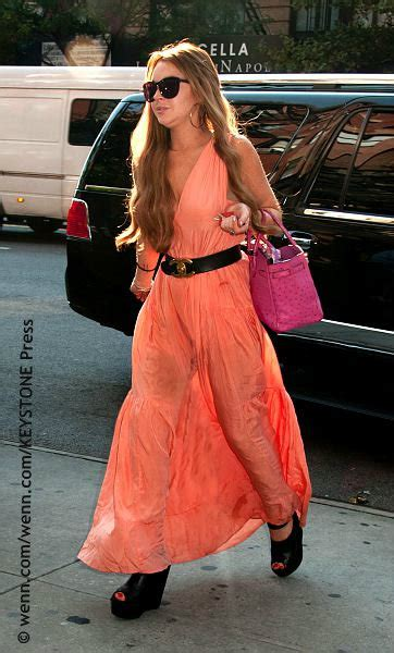 Lindsay Lohan Has A Healthy Appetite by Lindsay Lohan Hospitalized With Health Problems