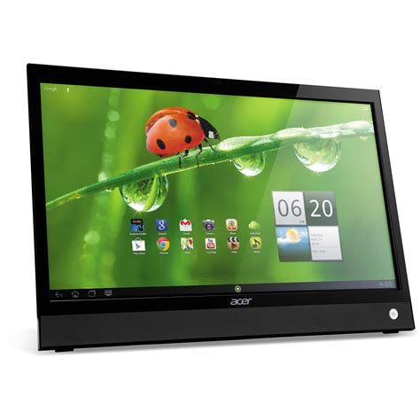 android all in one acer da220hql all in one multi touch android um wd0aa a01 b h