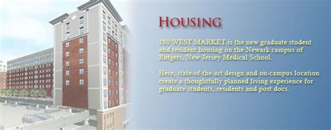 Housing Application Rutgers by Rutgers New Jersey School