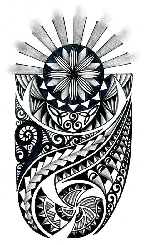 polynesian tattoo logo 48 coolest polynesian tattoo designs