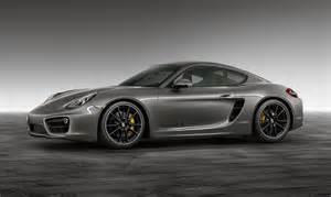 Grey Porsche Cayman Porsche Exclusive Cayman S Quot Agate Grey Metallic