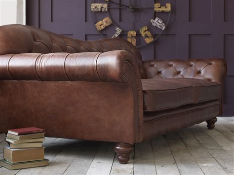 vintage brown leather ottoman vintage brown leather sofa