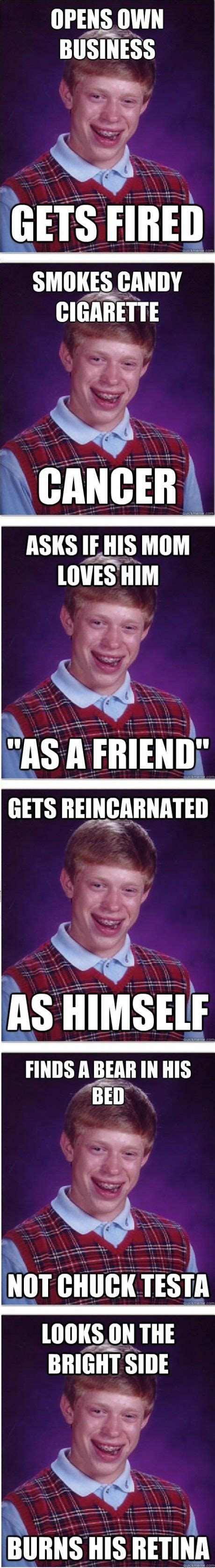 bad luck 30 best images about bad luck brian on pinterest