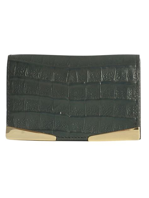 ripcurl corolado up2date leather business card holder