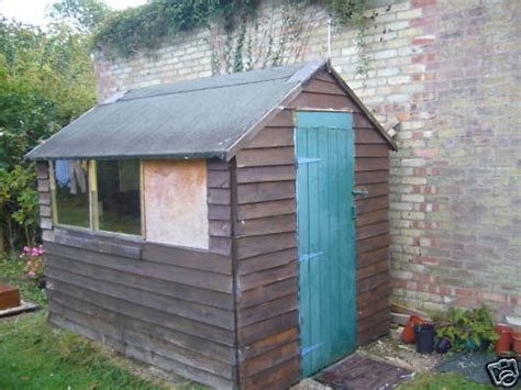 Barrette Sheds by Syd Barrett S Shed For Sale On Ebay Shedblog Co Uk
