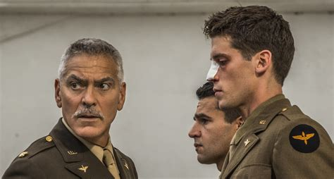 christopher abbott clueless george clooney s catch 22 on hulu first look photos