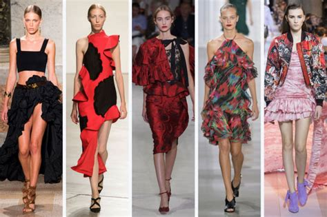 2016 spring fashion trends fashion trends for spring 2016 alux com
